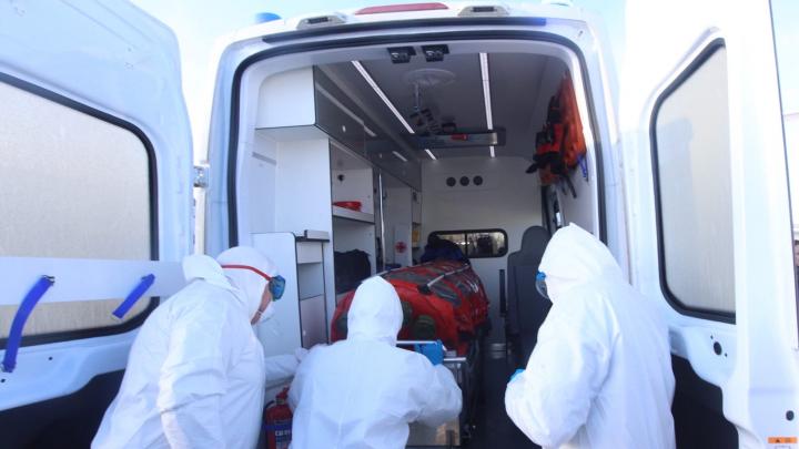 В Челябинске ребёнка госпитализировали с подозрением на коронавирус