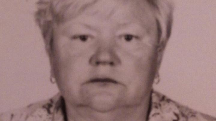 Новосибирцев попросили помочь в поиске 70-летней женщины