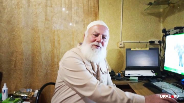 «Собираю провода, сдаю кровь»: миллионер из Багдада рассказал, как выживает в уфимской трущобе
