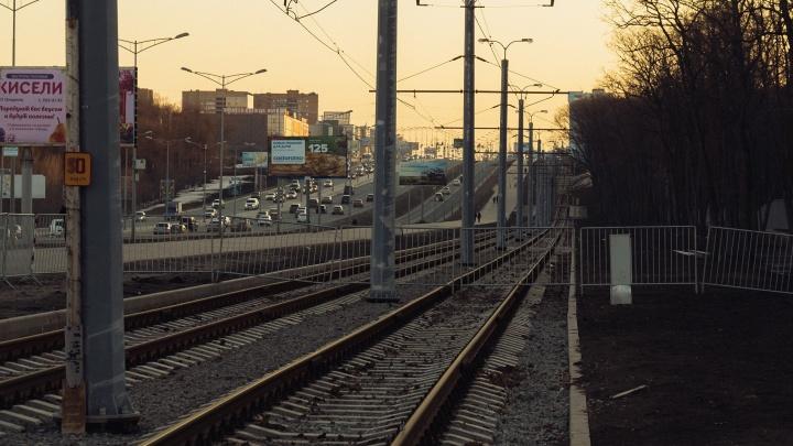 Строители трамвайной ветки до «Самара Арены» требуют деньги с властей