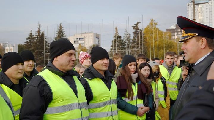 В Самарской области народным дружинникам будут платить деньги