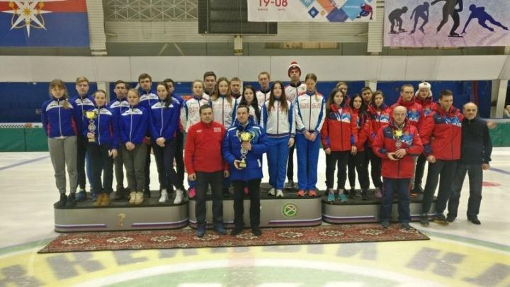 Дважды чемпионы: Челябинская область выиграла Всероссийскую зимнюю универсиаду