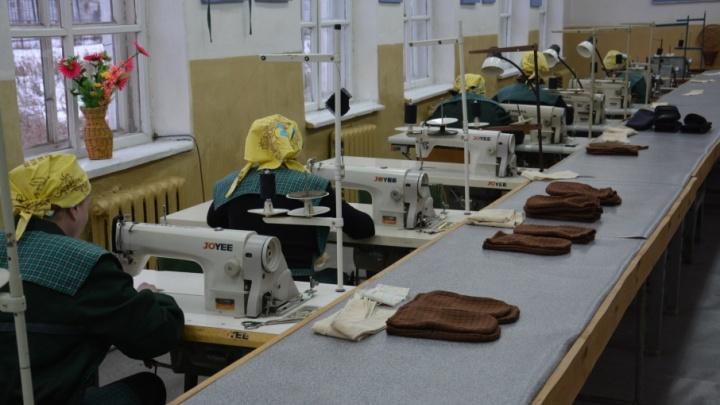 «Репродуктор, скамья, занавески»: в Курганском УФСИН рассказали, что нужно для отдыха заключенных