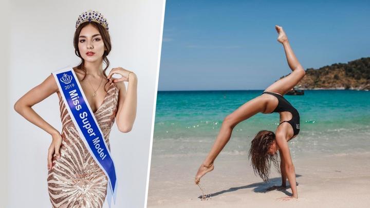 Ростовская студентка завоевала титул «мисс супермодель Вселенной — 2019»