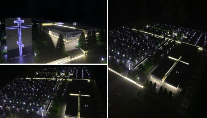 Победителем проектов крематория стала компания бизнесмена, возившего тела на сжигание в Новосибирск