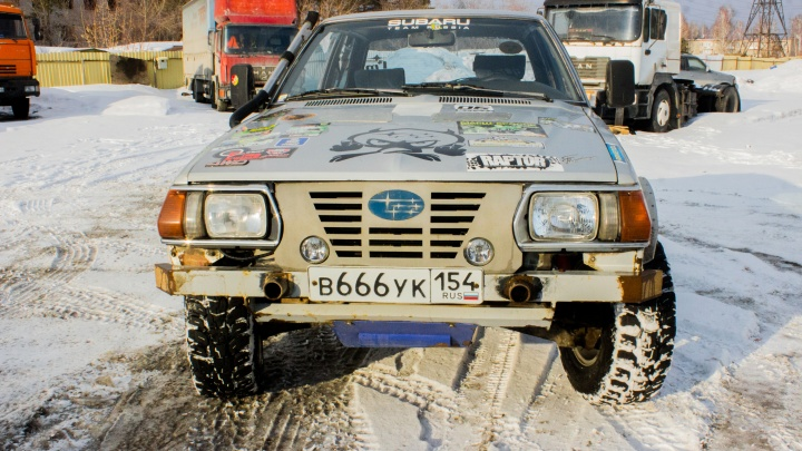 Старая «японка» не заржавеет: истории водителей, которые ездят на Subaru из 80-х