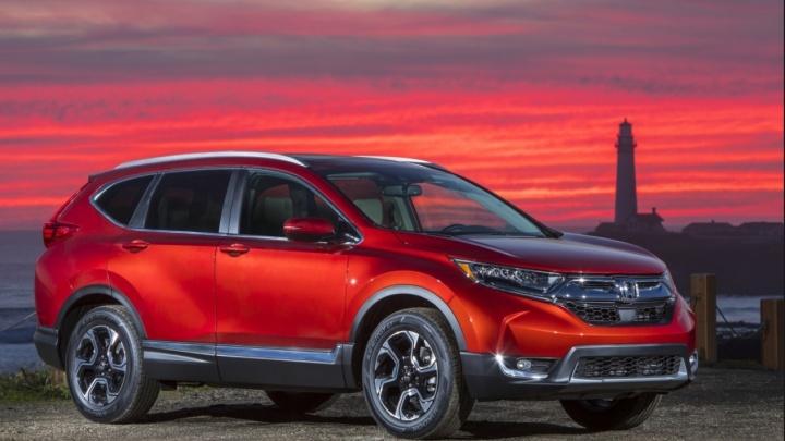 Объявлены шокирующие цены на новую Honda CR-V