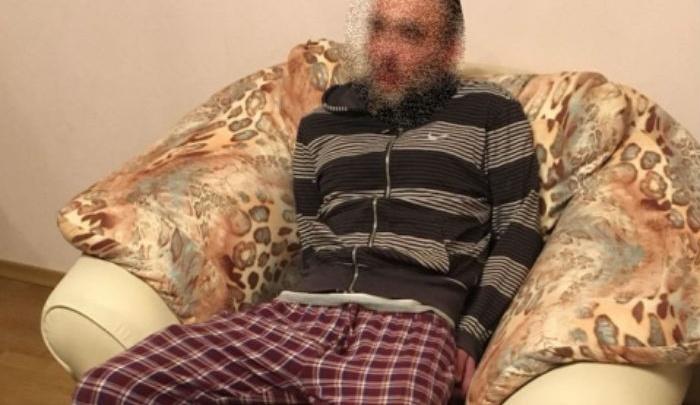 В Башкирии задержали преступника, напавшего на полицейских с ножом