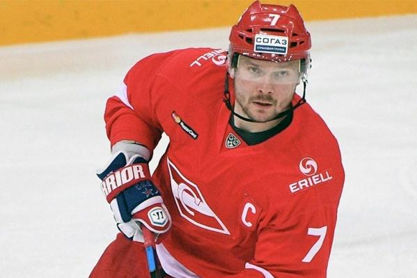 Дмитрий Калинин —дважды обладатель Кубка Гагарина и трёхкратный чемпион мира