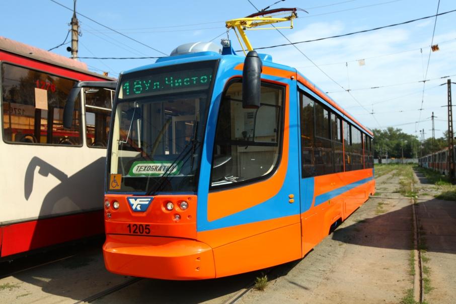Цену по транспортным картам снизили за билеты в троллейбусах и трамваях