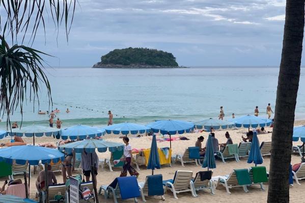 Сегодняшняя фотография острова Пхукет