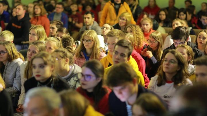 Волгоградцы поборолись за звание лучших в молодежной журналистике, кинематографе и новых медиа