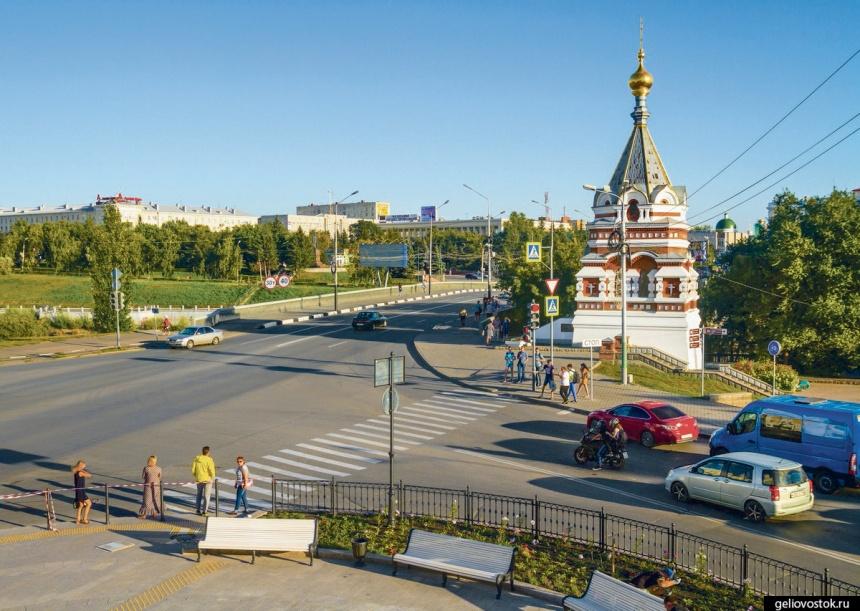 Работы пореконструкции улицы Ленина вОмске завершены на90%
