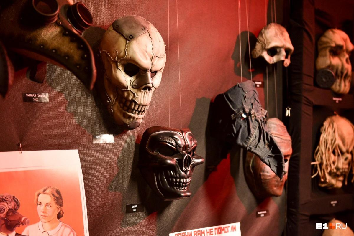 «Параллельные пути развития советского общества»: гуляем по выставке масок в стиле стимпанк