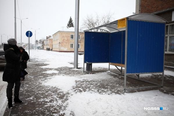 Теперь ездить по окраинам Омска станет чуть удобнее: дептранспорт вводит в эксплуатацию две новые остановки