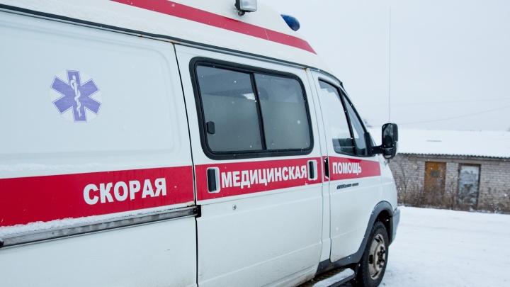 В Заволжском районе автомобиль «Субару» сбил 18-летнего парня