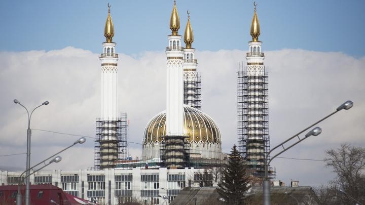 В Уфе возобновят строительство мечети «Ар-Рахим»