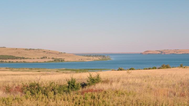 В поселке Гранный укрепят береговую линиюСаратовского водохранилища