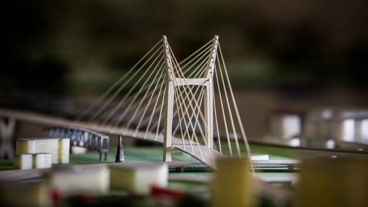 На стройке четвёртого моста через Обь нашли слишком дорогие трубы