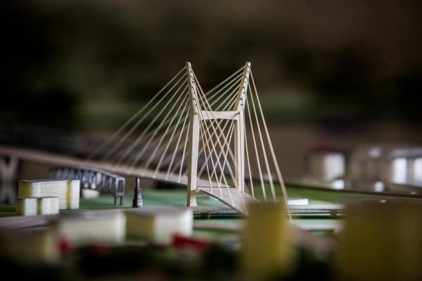 Новый мост, который расположится между Октябрьским и Димитровским, должны построить через четыре года