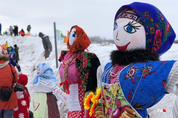 В этом году мы узнаем, как отмечают Масленицу не только в Тюмени, но и в Ялуторовске