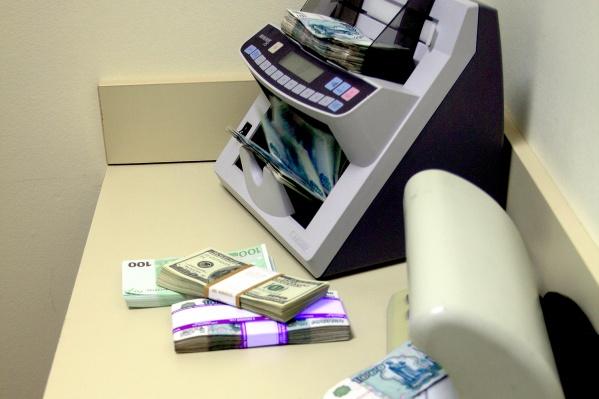 В октябре область взяла 38 кредитов у Сбербанка
