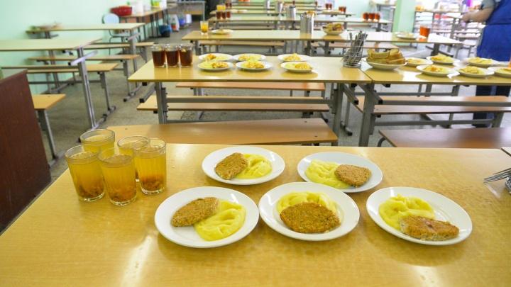 В мэрии Екатеринбурга решили, во сколько обойдётся бюджету один завтрак для школьников в 2019 году
