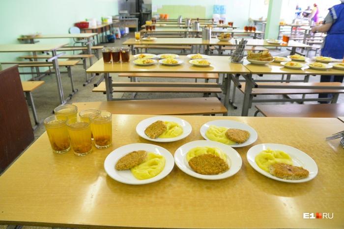На бесплатный завтрак могут рассчитывать все ученики начальных классов