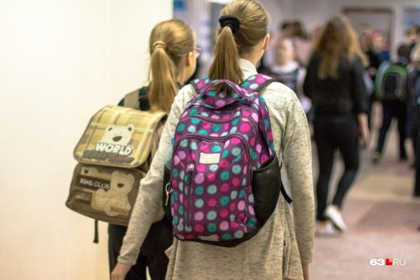 Пока школьникам, живущим на 5-й просеке, приходится ездить на уроки в соседние школы