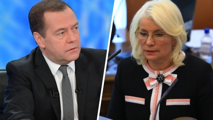 Медведев решил проверить версию об умышленных поджогах лесов в Сибири
