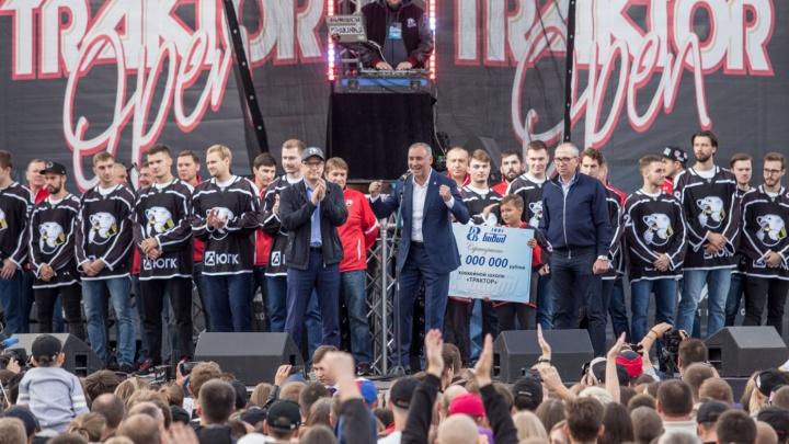 «Трактор» — в пятёрке: в КХЛ рассказали о росте зарплат в хоккейных клубах