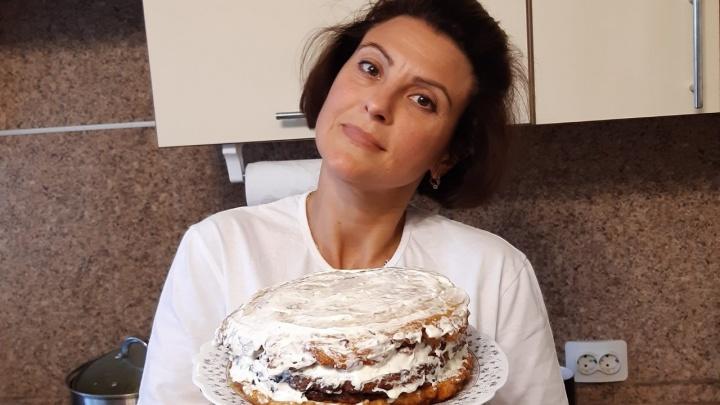 Глава Дзержинского района Ярославля поделилась рецептом идеального осеннего пирога