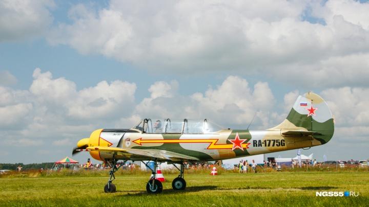 В Омске запретили эксплуатацию аэродрома имени Егора Летова