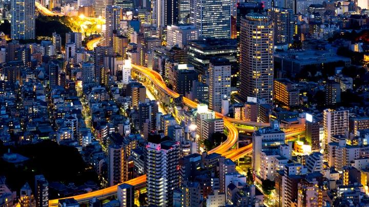 «Япония сломала мои стереотипы»: новосибирец поднялся в небо над Токио за панорамными снимками