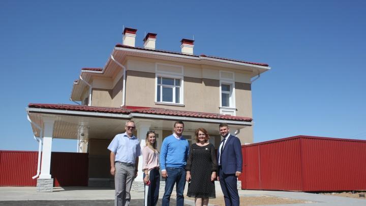 Супердетсад и новые жилые районы: инвестор реализует в Котельниково масштабные социальные проекты