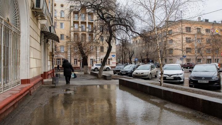 Береги зонт с пятницы: на выходных остывшую Волгоградскую область зальет дождями
