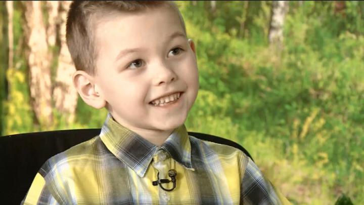 Наш малыш: после эфира на федеральном канале у 6-летнего Данила появятся родители
