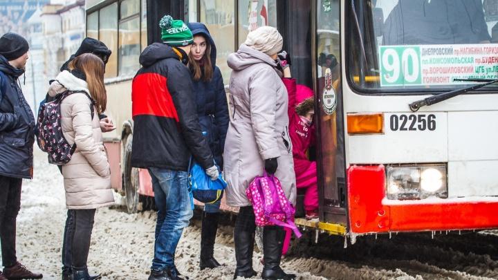 «Никакой реформы не было»: ростовские чиновники открестились от транспортного коллапса