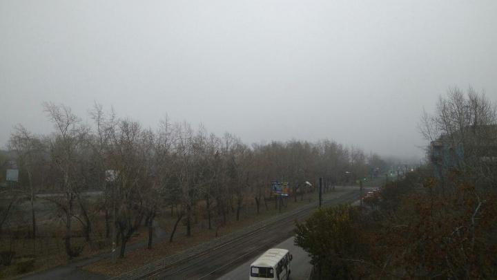 Ядовитый воздух завис над несколькими районами Красноярска
