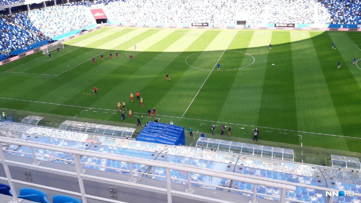 ФК «Нижний Новгород» против «Мордовии»: следим за матчем и болеем за наших онлайн