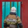 Во время пожара в Шахтах погиб мужчина