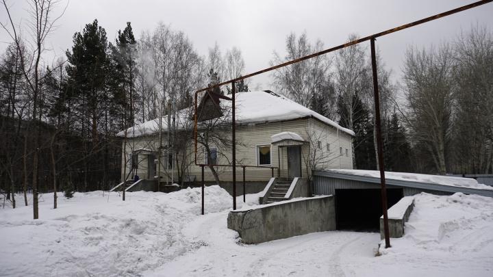 У новосибирских лесников нашёлся незаконный дом в ботсаду — он стоит 5 миллионов