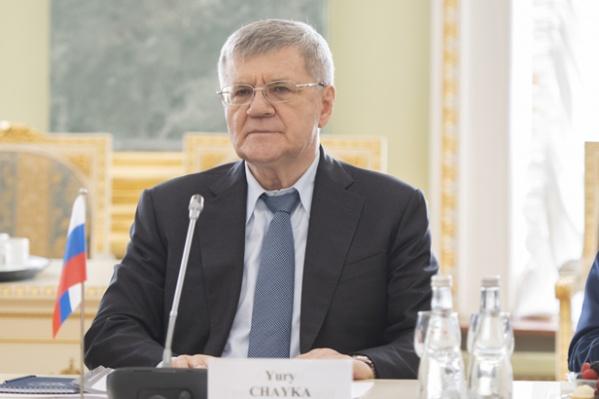 Юрий Чайка обсудил в Ростове мусорную реформу