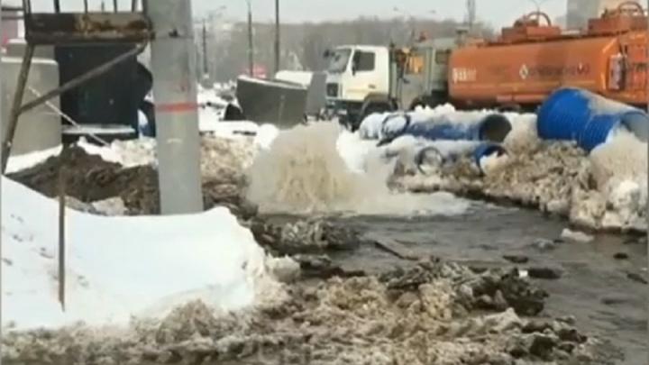 В Перми из-за аварии возникли перебои с водоснабжением на Героев Хасана