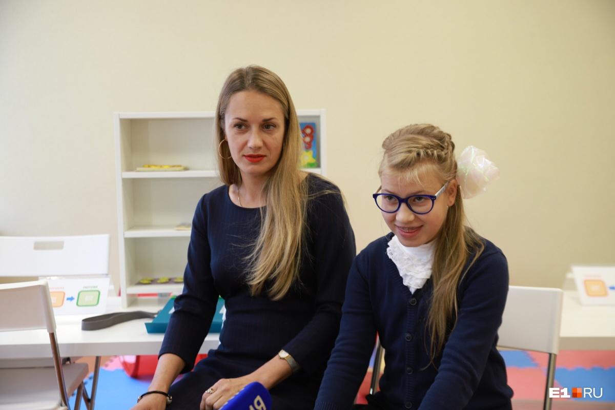 Дети и мамы дали первые интервью
