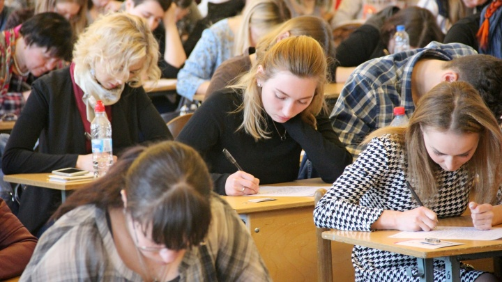 В 2020 году Екатеринбург может стать столицей «Тотального диктанта»