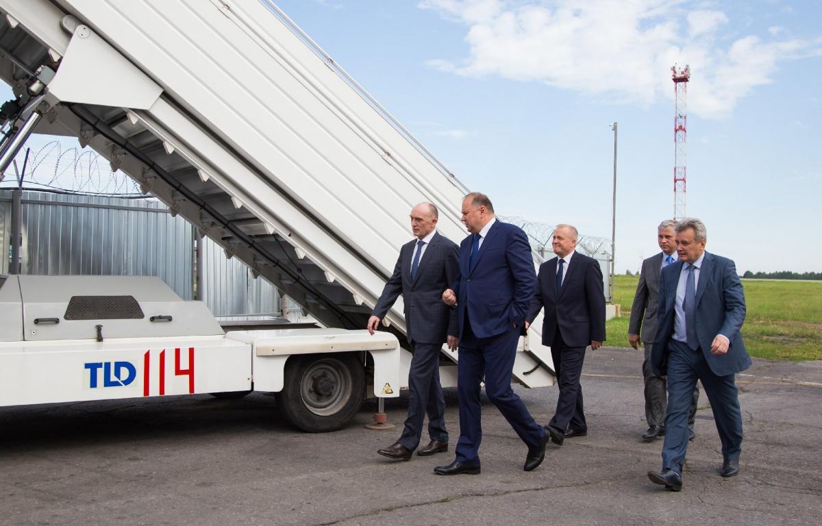 Николай Цуканов посетил несколько площадок, где идёт подготовка к саммитам-2020