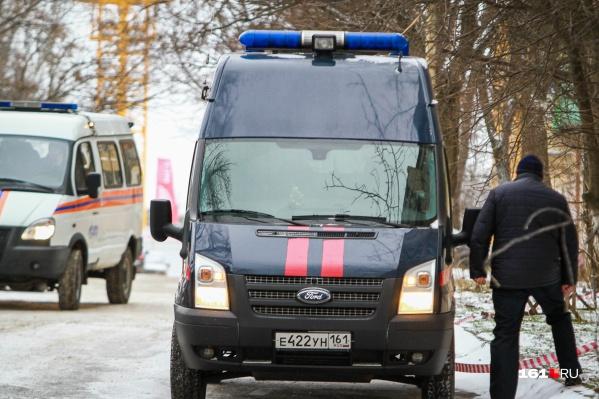 Следователи нашли следы детей на льду реки