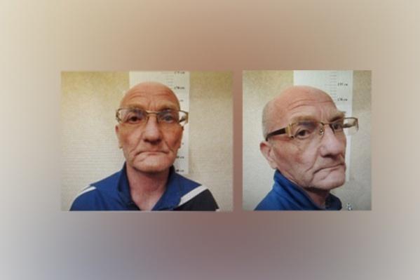 Полиция предполагает, что этот мужчина причастен к преступлению