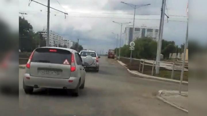 Проезд открыт: в Самаре движение автомобилей пустили по улице Ташкентской